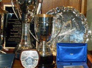 Latics trophies