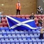 St. Mirren fans