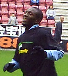 Shaun Wright-Phillips: Caused Latics problems