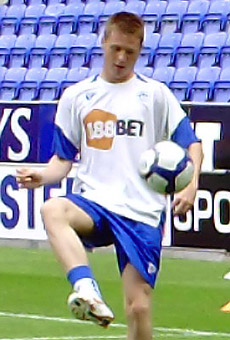 James McCarthy grabbed his first league goal for the Latics