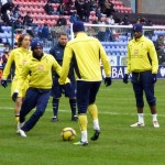 Tottenham kickabout