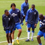 Latics training