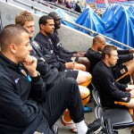 The Hull bench