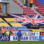 Hull flags