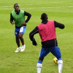 Hendry Thomas and Steve Gohouri