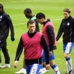 Latics warmup 1