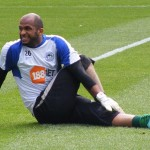 Al Habsi stretch