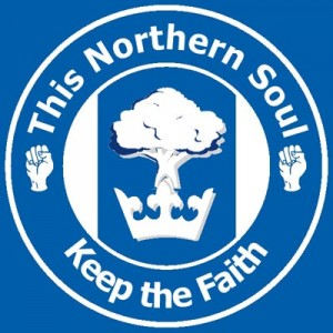This Northern Soul website logo