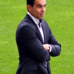 Martinez looking shocked