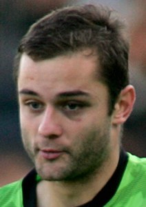 Shaun Maloney by Alasdair Middleton