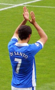 Franco Di Santo applause