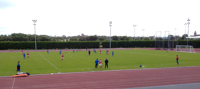Wigan v Barnsley U21s 2012-09-17
