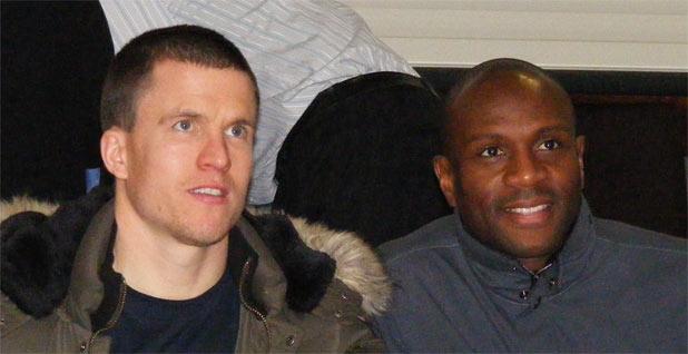 Caldwell and Boyce