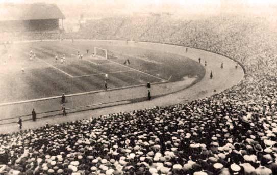 FA Cup match