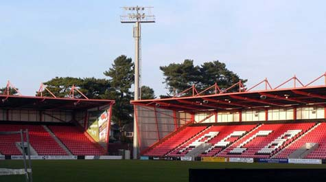 Dean Court, AFC Bournemouth