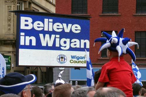 Believe in Wigan