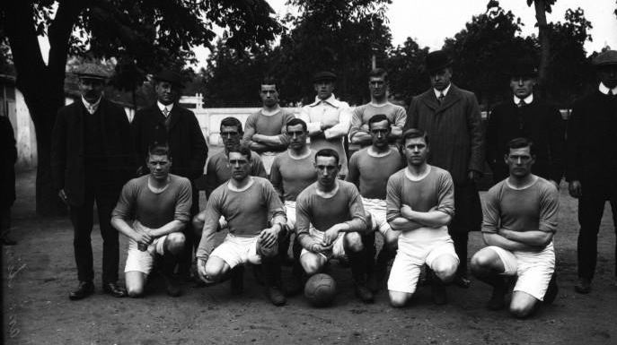 Barnsley FC, 1910