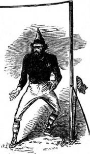 Gnome goalkeeper