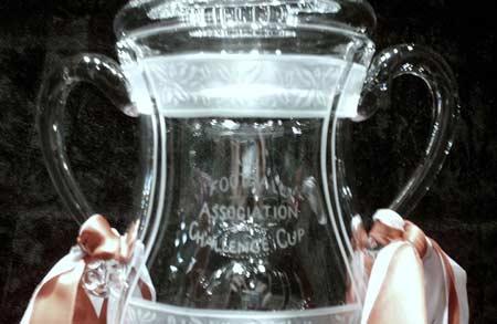 FA Cup replica