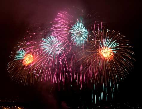Fireworks Championship
