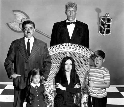 Addams Family 1964