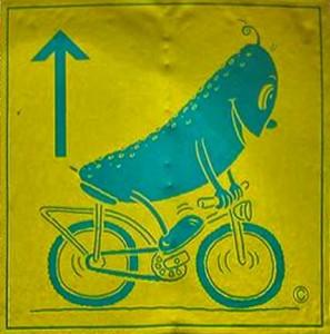 Gherkin bike