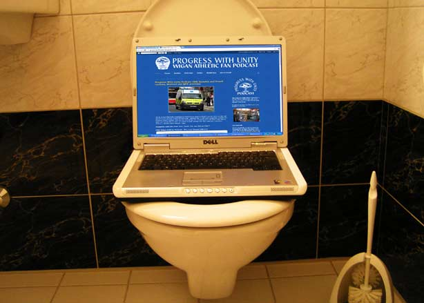 PWU toilet