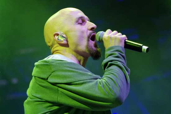 Tim Booth James