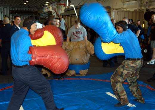 Big Boxing match