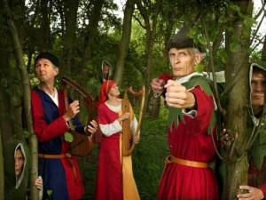 Robin Hood bowless