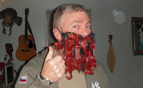 Bacon beard
