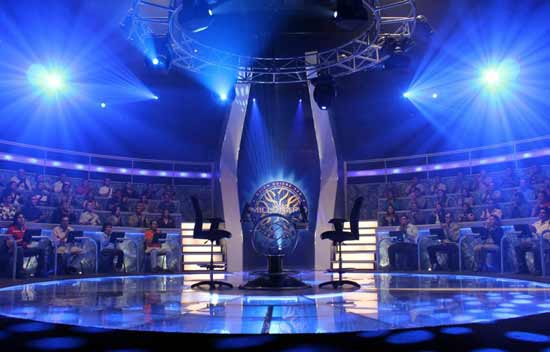 Who Wants To Be A Millionaire Studio