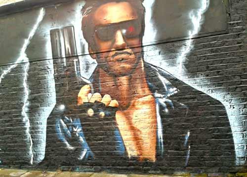 Terminator wall