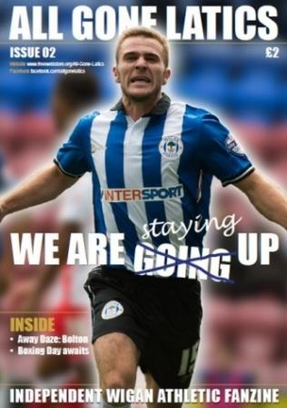All Gone Latics Issue 2
