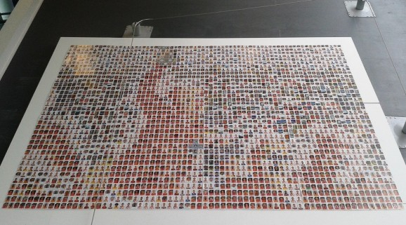 Panini Big Picture, National Football Museum