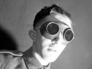 Goggles bloke
