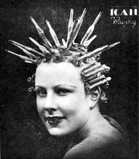 Hair rollers