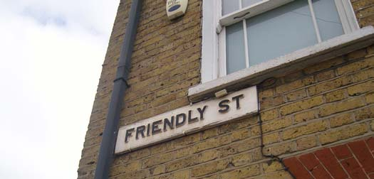 Friendly St
