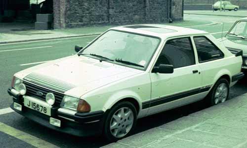 Classic Ford Escort