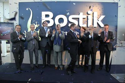 I wouldn't celebrate *just* yet, guys - that's not how you spell 'Bostwick'! (c)Bostik
