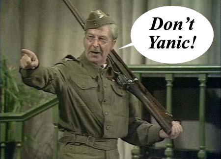 Don't Yanic!