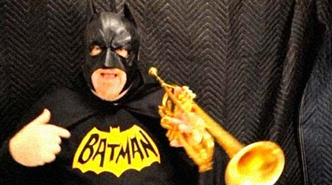 Batman Bugler