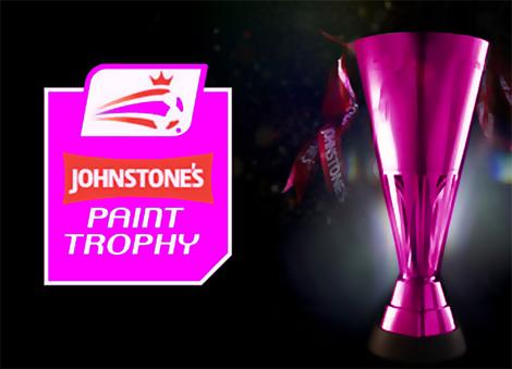 John Stones' Pink Trophy