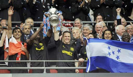 Wigan FA Cup