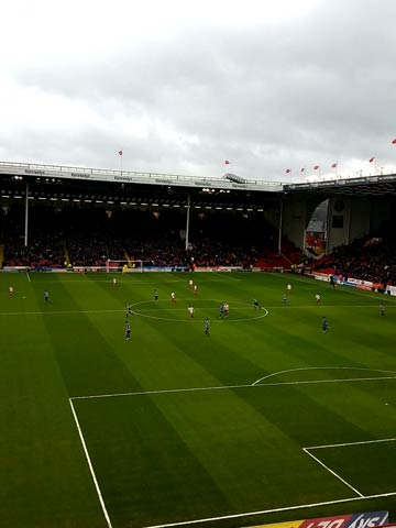Sheffield United v Wigan