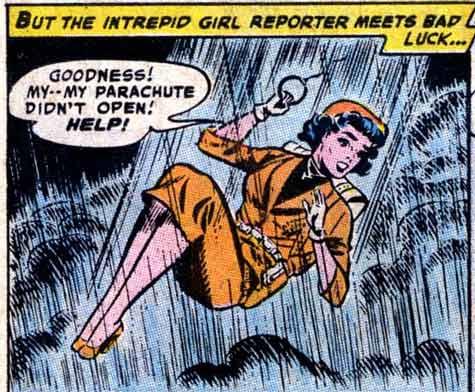 Parachute journalism