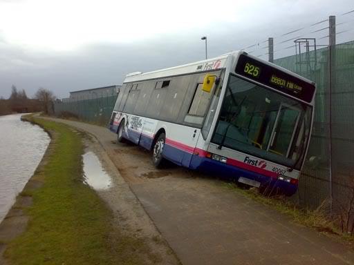 Posh bus
